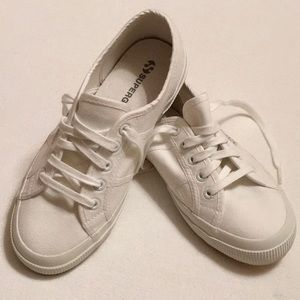 Superga Lace Up Sneakers sz 7-1/2